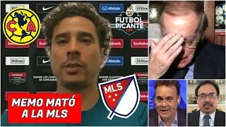 ¡CUIDADO MEMO! Ochoa MATÓ a toda la MLS al hablar de la CONCACAF Champions League   Futbol Picante