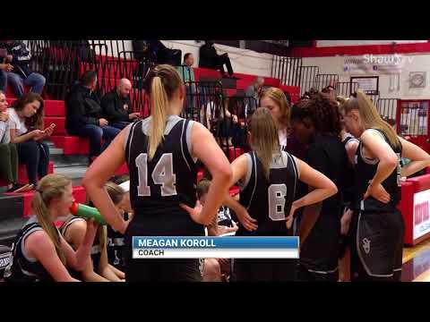 Saskatoon High School Basketball Girls Final (Premiere League)