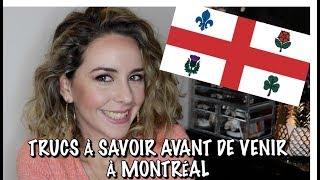 VIVRE À MONTRÉAL, C'EST COMMENT? 15 TRUCS SYMPA !  | Allô Anaïs