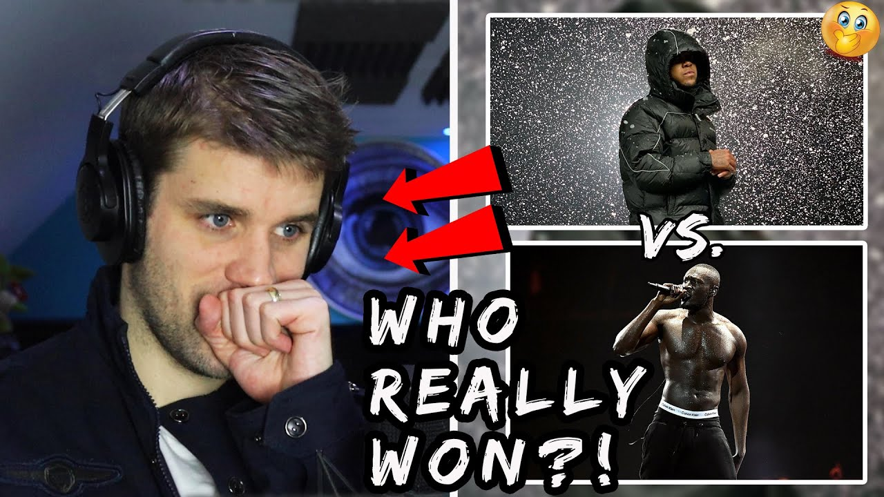 Rapper Reacts to Stormzy vs. Chip!! | THE BEEF IS REAL NOW!! (SKENGMAN VS 10 COMMANDMENTS)
