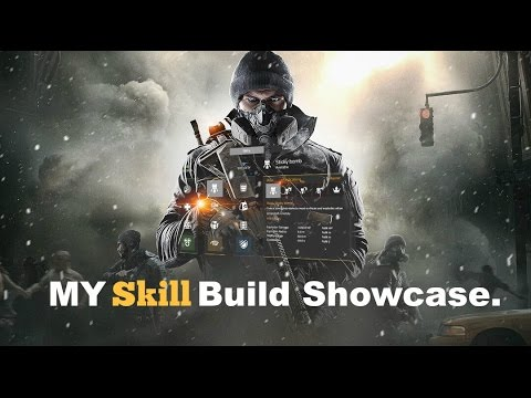 My Ultimate Division Skill Build (Showcase and Gameplay)