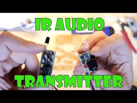 Teardown Lab - IR Audio Transmitter Kit