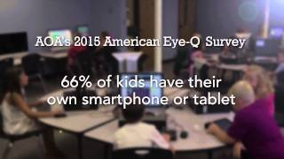 Screen Time & Kids Can Too Much Technology Hurt Young Eyes?