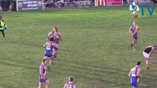 Round 10 Highlights vs Frankston