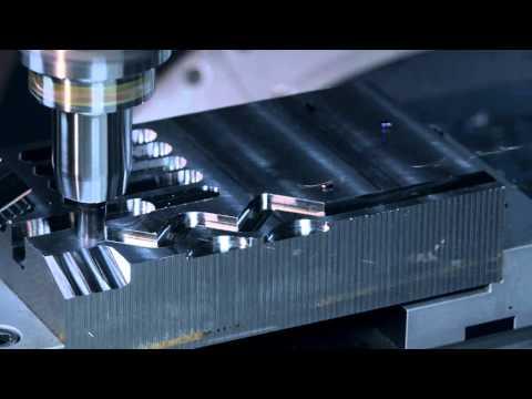 Высокоточный инструмент для фрезерования: фреза CoroMill® 390
