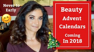 Beauty Advent Calendars that are coming in 2018