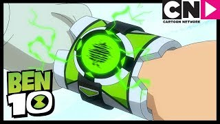 Ben 10 | Stranded in the North Pole | Poles Apart | Cartoon Network