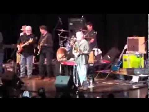 Richard Bowden SINGS Rosetta  2011, Maines Brothers Band