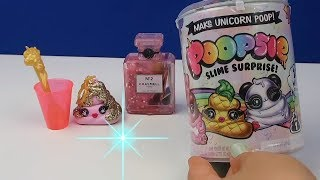Yeni Unicorn Slime Seti İle Poopsie Slime Surprise Challenge 2: Magical Unicorn Poop Bidünya Oyuncak