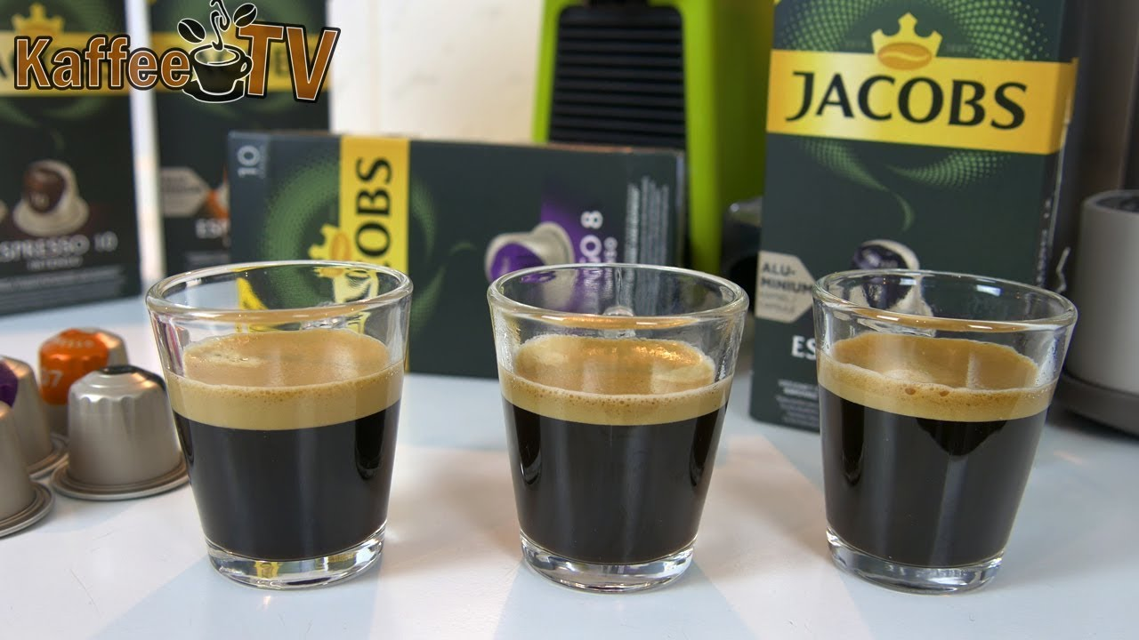 Nespresso Kapseln Alternative Test