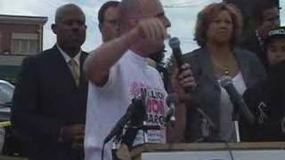 Ladd (MMM) Speaks at National Protest: District Heights, MD