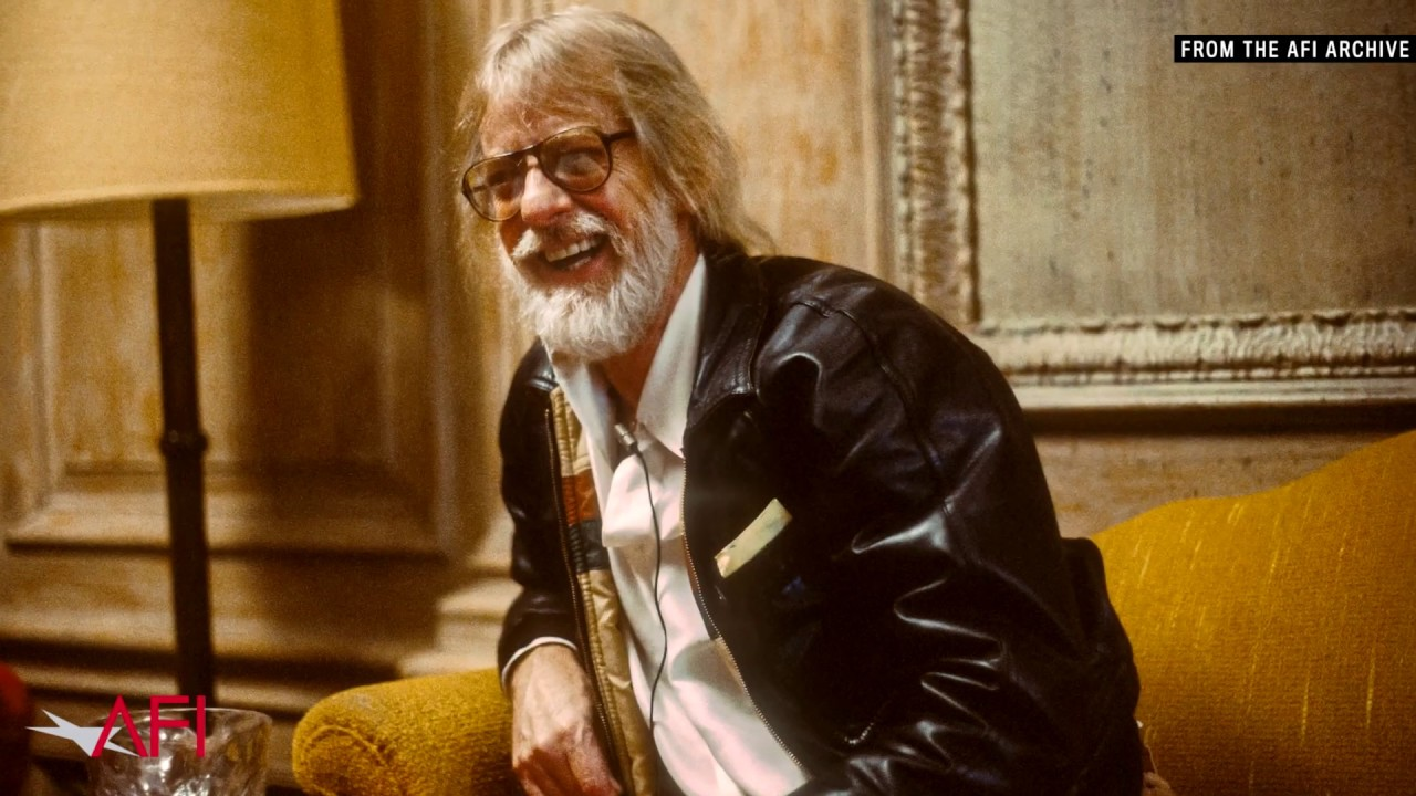 Hal Ashby on making BEING THERE