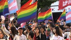 2019 Pride Parade takes place on the streets of Seoul | AFP