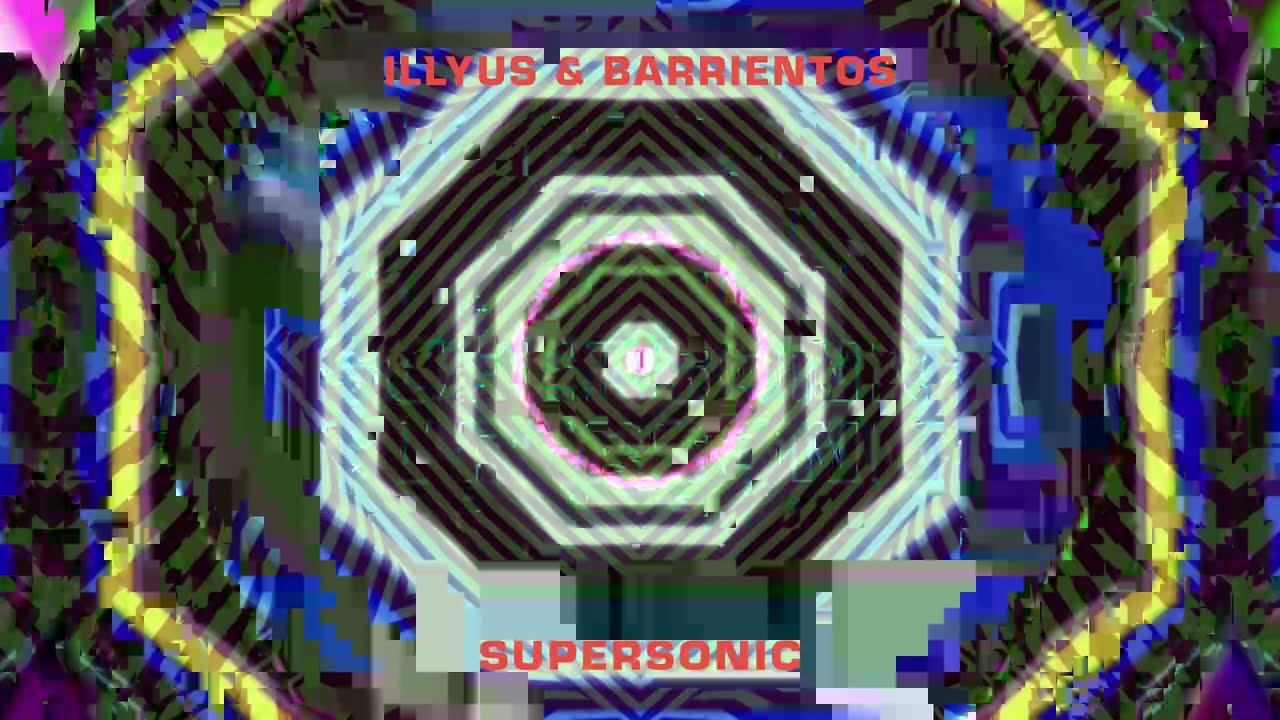 Illyus & Barrientos - Supersonic (Visualizer) [Ultra Music]