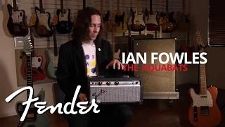 "Ian Fowles   The Homemade ""Champ"" Head   Fender"
