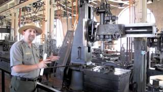 Edison Unveiled: Heavy Machine Shop in West Orange, N.J.