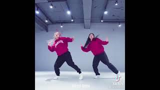 رقص جميل على بنات كوريات