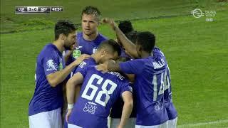 Újpest FC-Neftci 4-0 EL selejtező-Europa League 2018