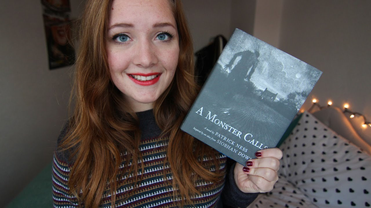 a monster calls book report Use this guide to help your students write a book report  when you're finished  writing the report, read it over carefully to make sure everything is spelled.
