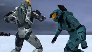 Repeat youtube video Red VS Blue AMV Freaks