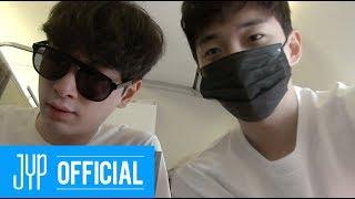 [Ordinary 2PM(오디너리 2PM)] 찬누너 같이 일본가던 날