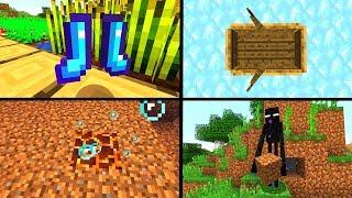 Life Hacks: 8 Minecraft Life Hacks