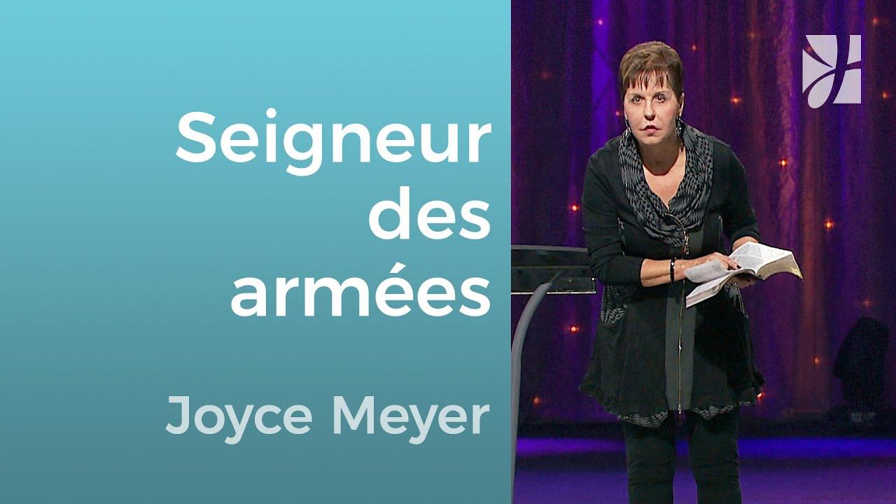 Armés du nom du Seigneur des Armées - Joyce Meyer - Grandir avec Dieu