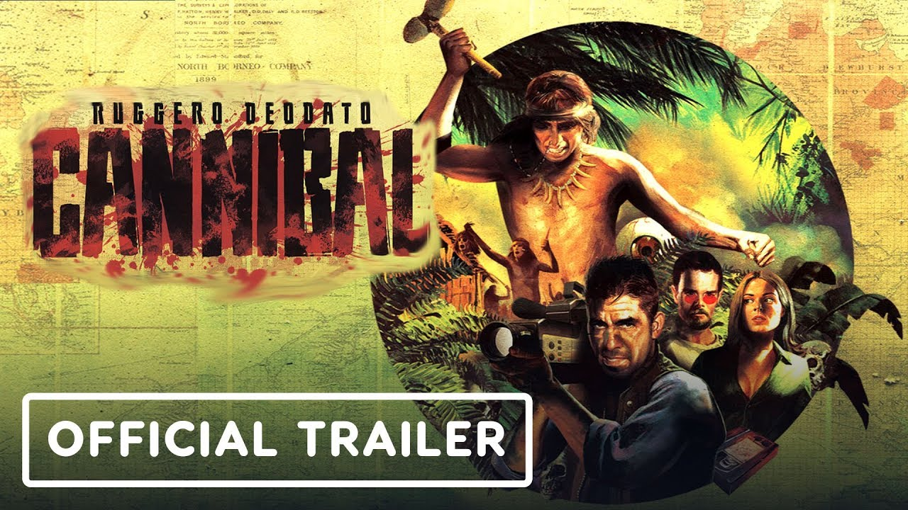 Cannibal - Reveal Trailer - IGN