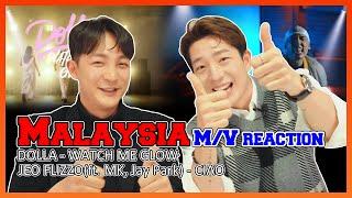 Reaksi penyanyi K-pop kepada DOLLA-Watch Me Glow, Joe Flizzow-CIAO   Reaksi orang Korea   EP5