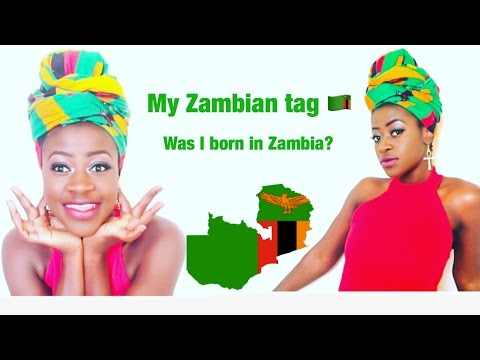 ZAMBIAN TAG    #AFRICA    Naturally Unbothered