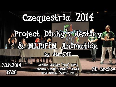 """Dinky's destiny"" & MLP: FIM animation (jerry411)"