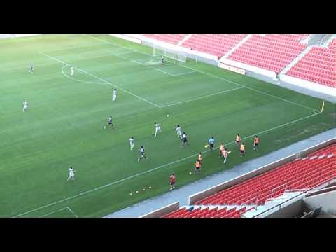CD Chivas Guadalajara - Sporting Clube de Portugal   All Stars Cup 2013