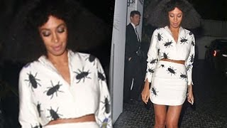Solange Knowles: Hairy Situation