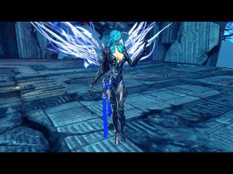 Blade and Soul. Soulburn armor
