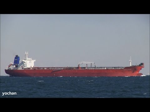Crude Oil Tanker: SAKHALIN ISLAND (Owner: SCF Unicom Singapore, IMO: 9249128) Underway