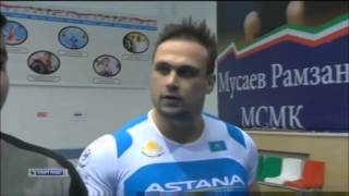 Ilya Ilyin | 246KG CLEAN AND JERK WR! |V. President Cup | ALL ATTEMPS