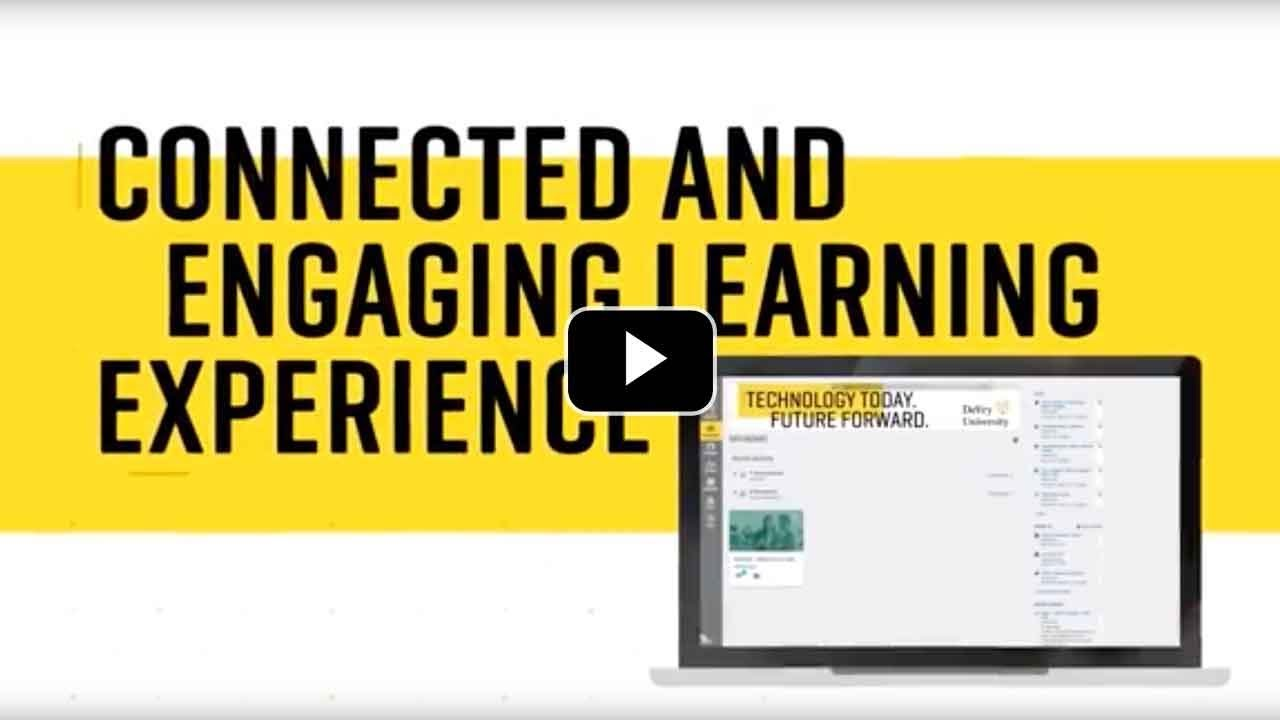 Online Education at DeVry University