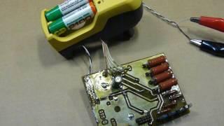 Зарядное устройство-автомат для АА/ААА аккумулятров Tiny26