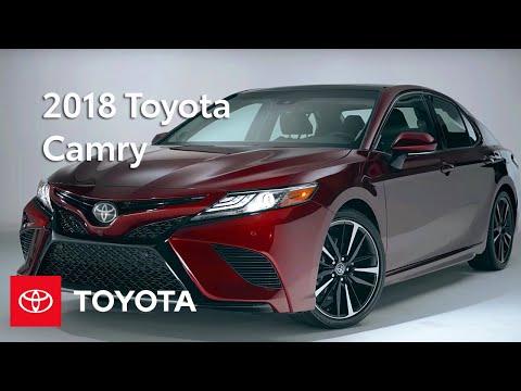 2018 Toyota Camry: Walkaround & Features | Toyota