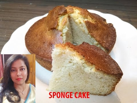 Perfect Sponge Cake Homemade - Easiest Cake Recipe Ever