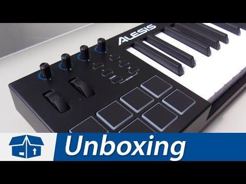 Alesis V49 - Unboxing en Español