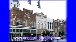 Events in Springfield and Washington County in May 2016