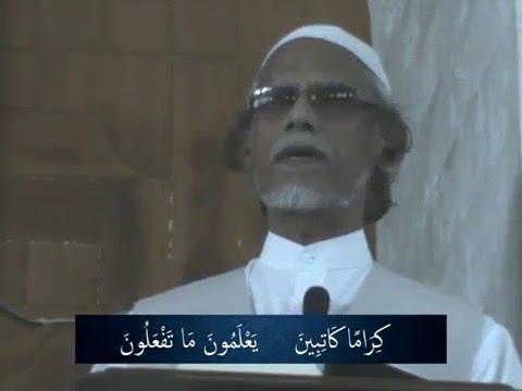 FIR - Kiraman Katibin, by Dr. Habib Asim (Juma 05-09-14)