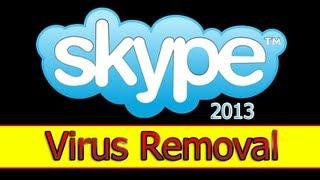Remove Skype Virus Keylogger Trojan by Britec