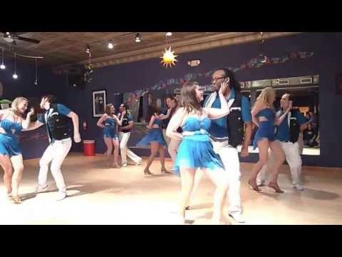 Minneapolis Social Dance Studio Performance June 2013