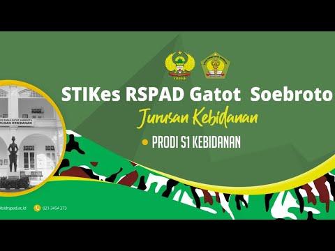 LIVE STREAMING PPSM SARJANA KEBIDANAN STIKES RSPAD GATOT SOEBROTO (PART2)