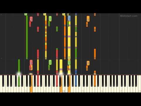 Era - Ameno (Instrumental Tutorial) [Synthesia]