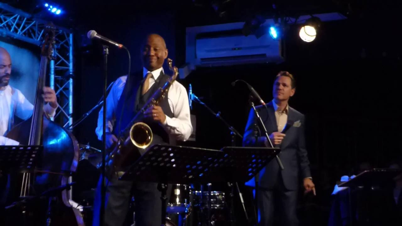 Branford Marsalis invites Kurt Elling |  Part 2 (New Morning - Paris - June 27th 2016)