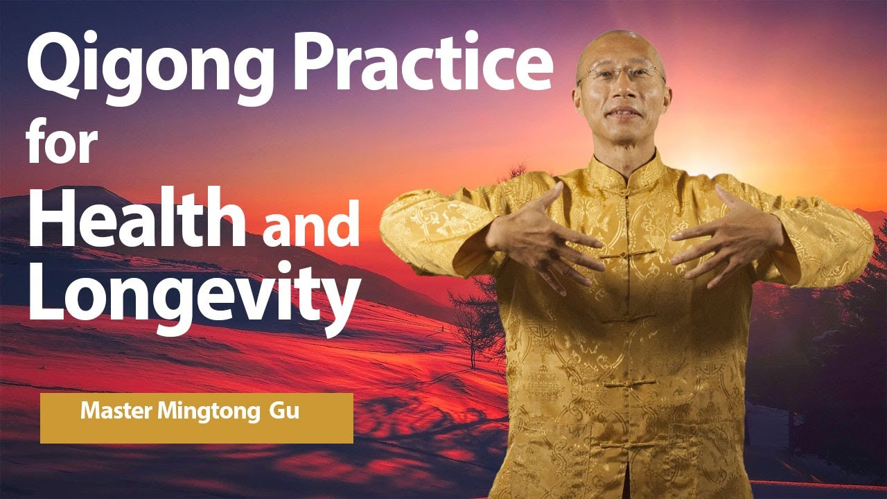 Qigong Practice WHQ Health and Longevity Webinar Part 3