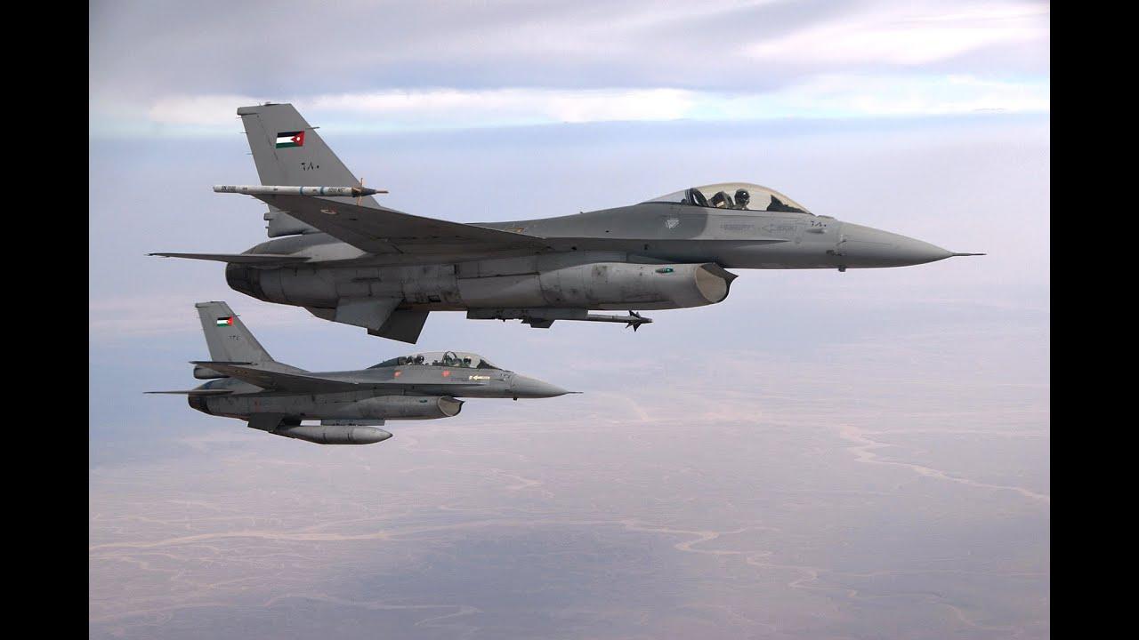 jordan air force